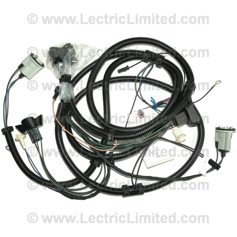 front light harness