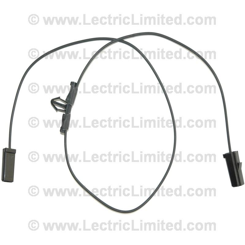 carburetor idle stop solenoid control wire