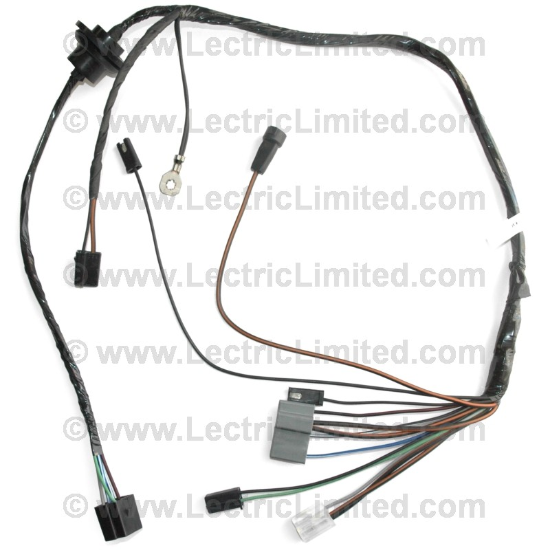 air conditioning harness