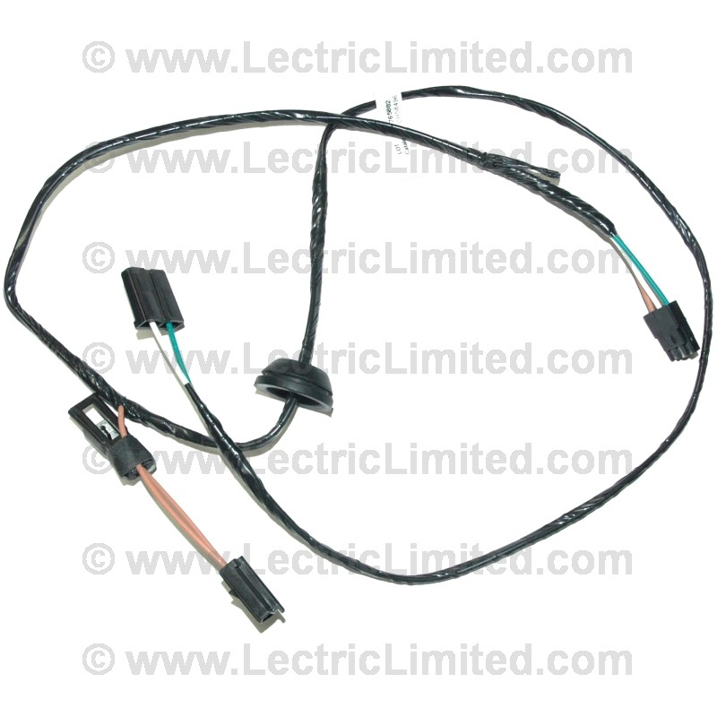 windshield wiper motor harness