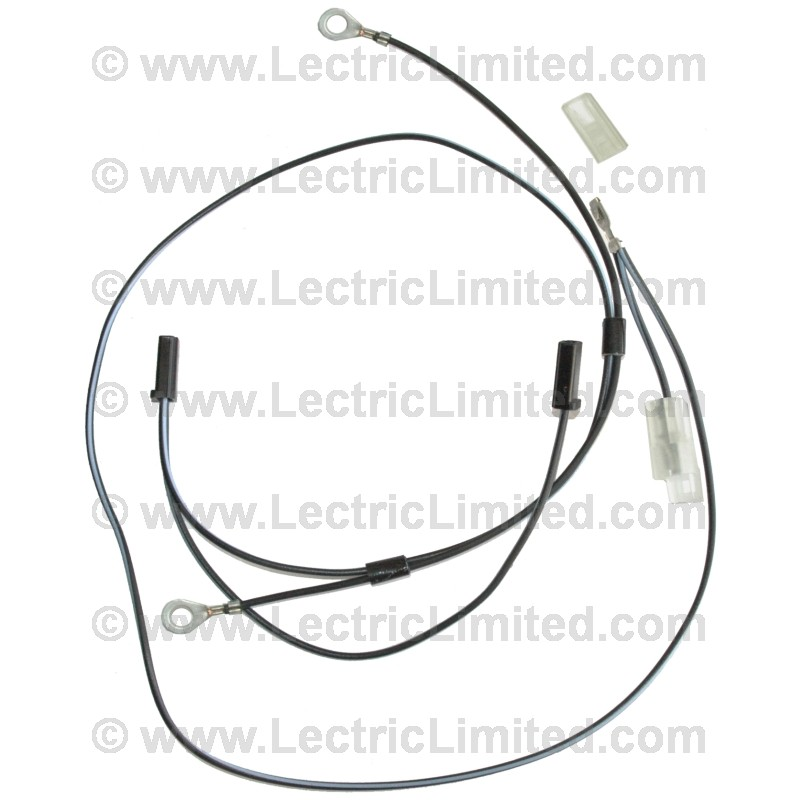 horn wire extension harness