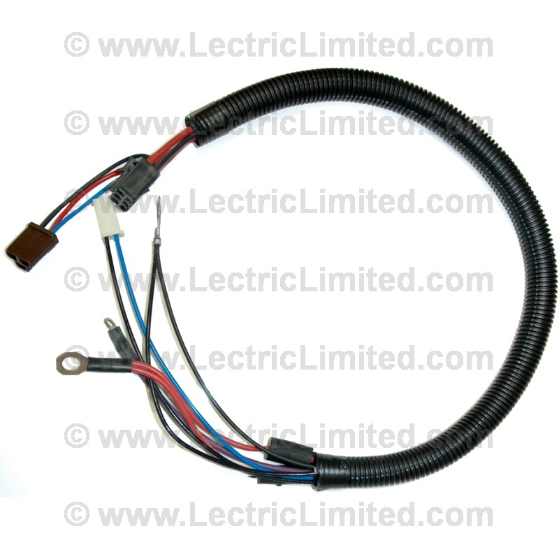 starter motor extension harness
