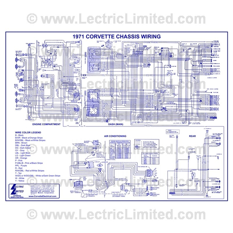 Wiring Diagram | #VWD7100 | Lectric Limited