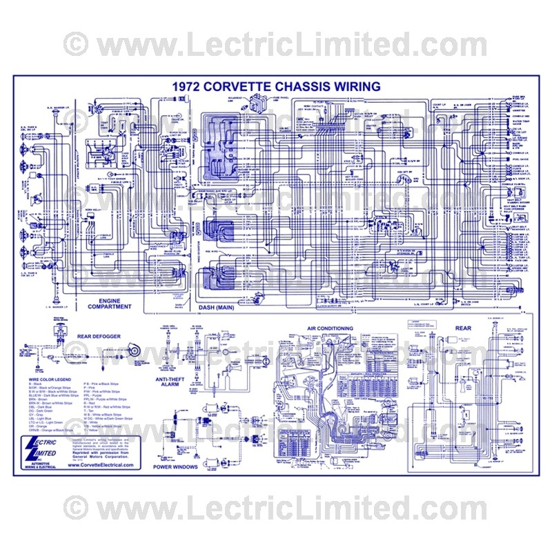 Wiring Diagram | #VWD7200 | Lectric Limited