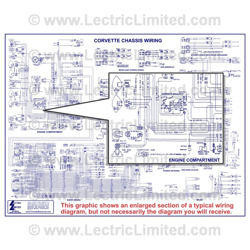 Wiring Diagram Vwd8200 Lectric Limitedrhlectriclimited: 1958 Corvette Gauge Wiring Diagram At Gmaili.net