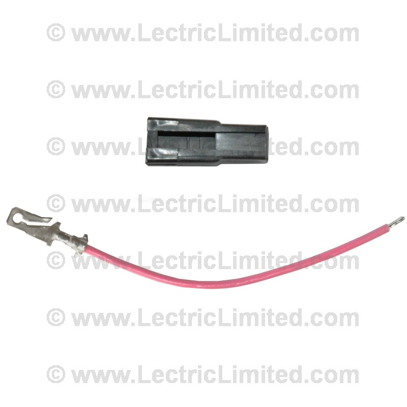 windshield wiper motor cycling signal repair lead wire