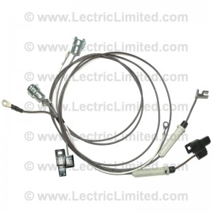 Rear Window Defogger Harness 101935 likewise Watch further Front Light Harness 101907 further Engine Harness 109219 in addition Hella 0458 Series Leday Flex Daytime Running Light Kit. on universal vehicle wiring harness