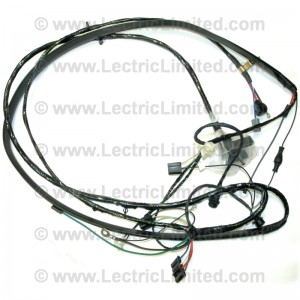 Wiring Diagram Trailer Marker Lights additionally Horn Wiring Harness furthermore Transistor Ignition Auxiliary Harness 102837 further Front Light Harness 101907 likewise Transistor Ignition Extension Harness 102709. on universal wiring harness plug