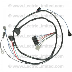 1967 Mustang Alternator Wiring Diagram moreover Kz750 Wiring Harness in addition Universal Wiring Harnesses in addition Wiper Motor Wiring Diagram For 1989 F150 as well Z32 Wiring Harness Install. on painless wiring diagram