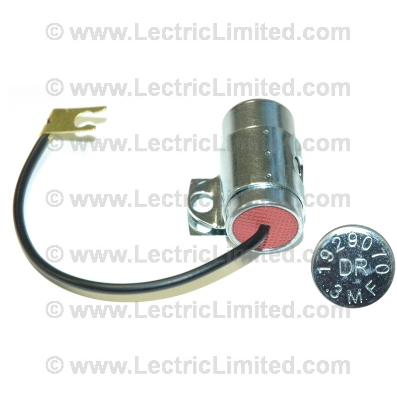 1978 Ford F250 >> Radio Capacitor: Ignition Coil | #01929070 | Lectric Limited
