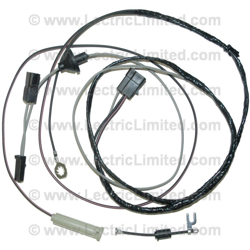 tachometer feed harness