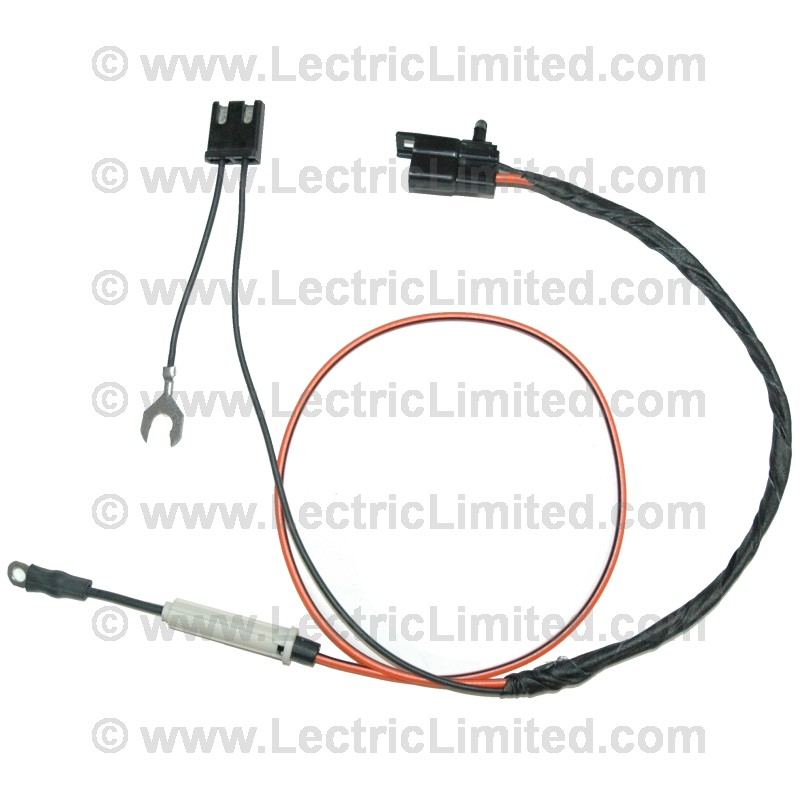 air conditioning compressor extension harness