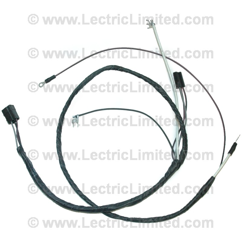 transistor ignition extension harness
