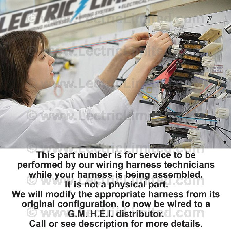 Wire Harness Modification: Conversion To H.e.i. | #34590 ... on