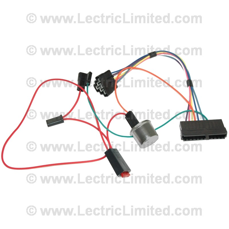 Steering Column Turn Signal Switch Adapter Harness | #37616 ... on