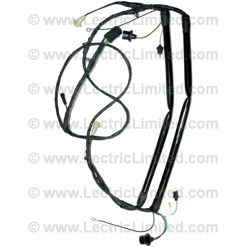 rear body light harness