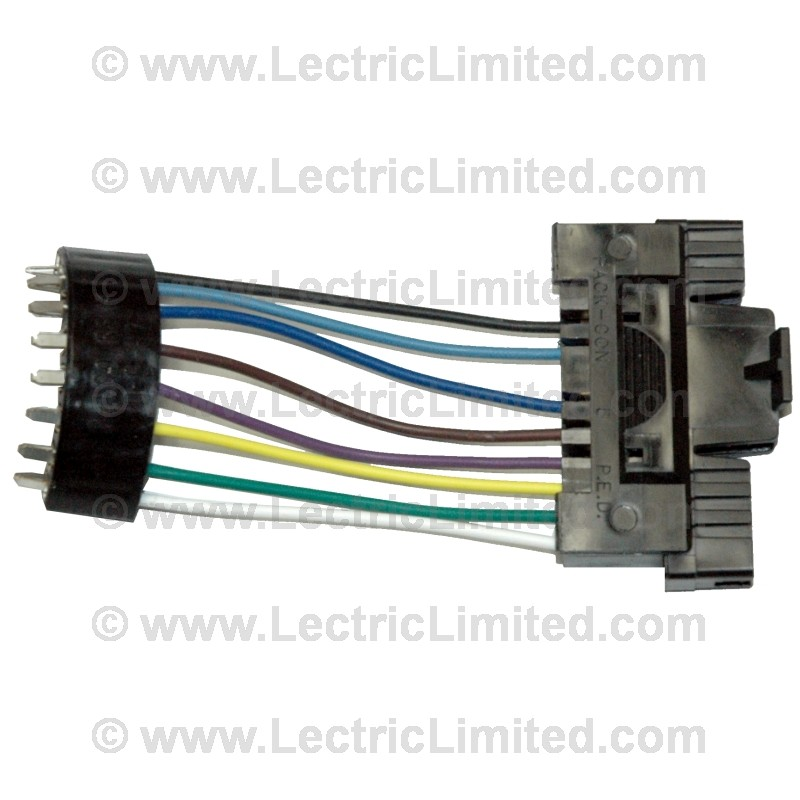 Steering Column Turn Signal Switch Adapter Harness | #38126 | Lectric  Limited | 1965 Chevrolet Turn Signal Wiring Harnness |  | Lectric Limited