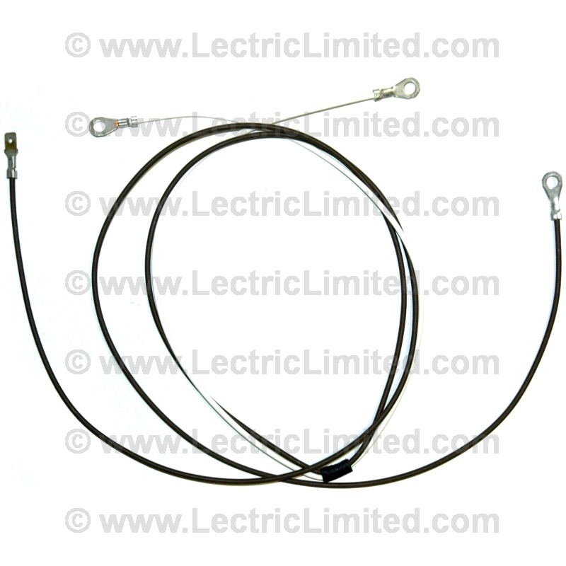 fuel tank sender harness