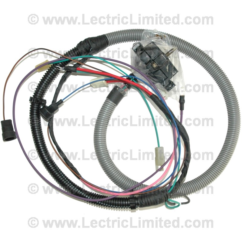 Engine Harness | #38320 | Lectric Limited