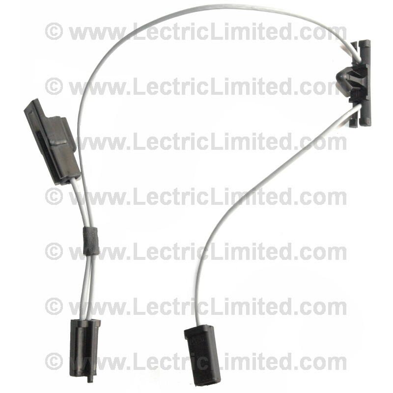 map light power feed wire