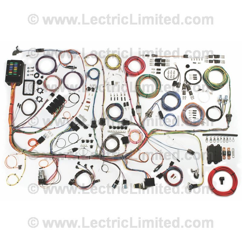 Clic Update Series Wiring Harness System | #510055 ... on