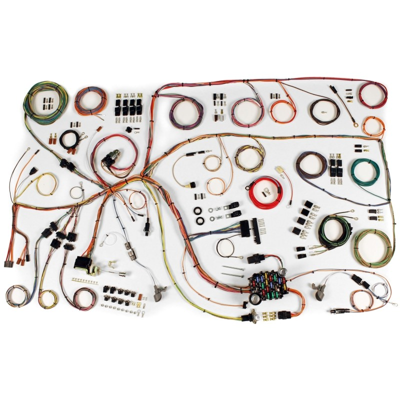 510379 classic update series wiring harness system 510379 lectric limited