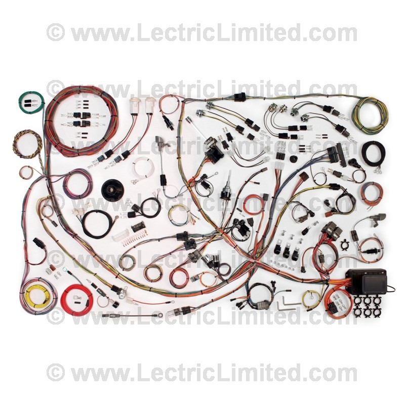[SCHEMATICS_48IS]  Classic Update Series Wiring Harness System | #510662 | Lectric Limited | Lectric Limited Wiring Harness |  | Lectric Limited