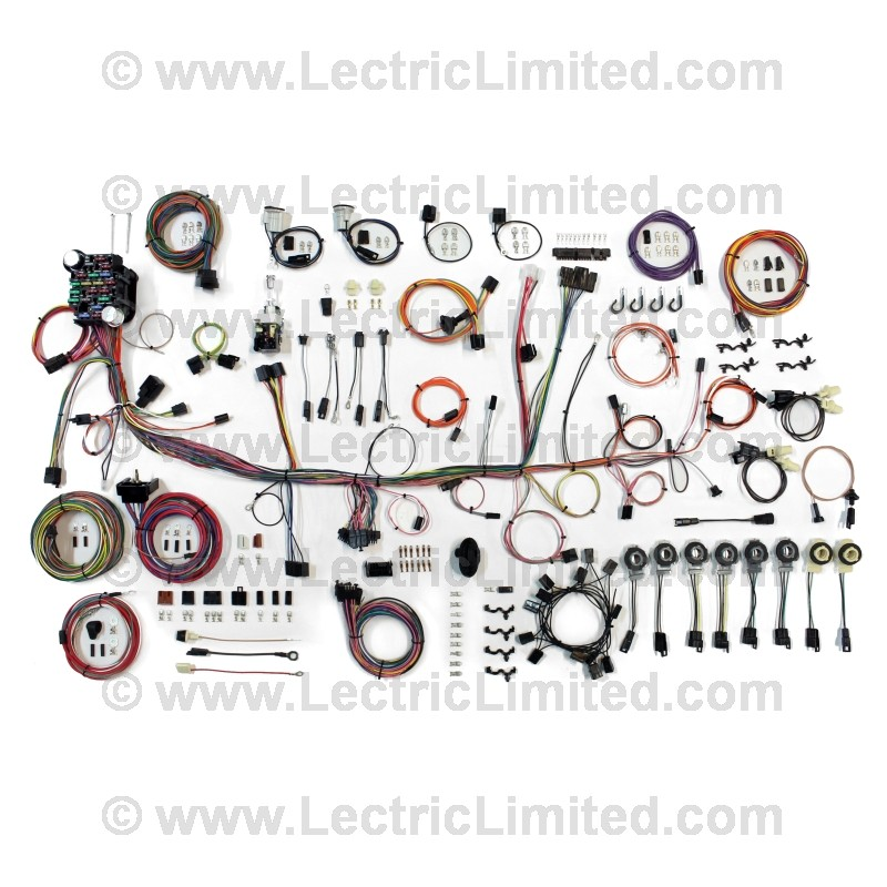 [FPWZ_2684]  Classic Update Series Wiring Harness System | #510689 | Lectric Limited | Lectric Limited Wiring Harness |  | Lectric Limited