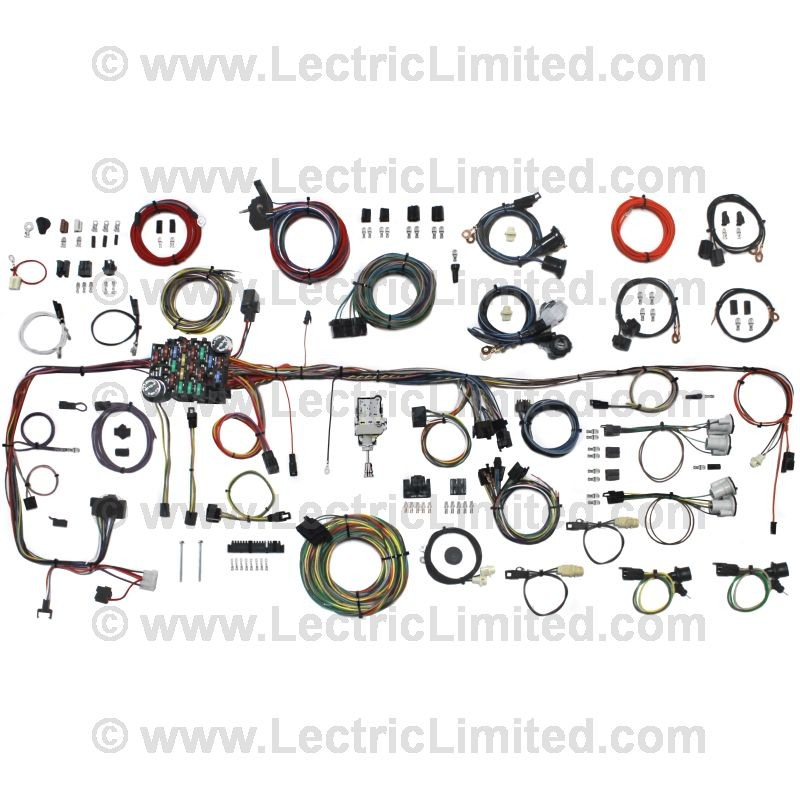 Clic Update Series Wiring Harness System | #510706 ... on mg limited, towing electrics limited, sigatoka electric limited, wilson auto electric limited, sebring limited, cs electric limited,