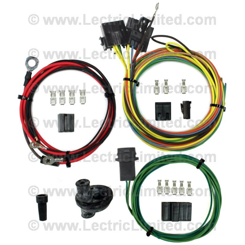 Clic Update Series Wiring Harness Factory A/c Kit | #510712 ... on cable harness, pet harness, amp bypass harness, radio harness, obd0 to obd1 conversion harness, oxygen sensor extension harness, maxi-seal harness, fall protection harness, alpine stereo harness, dog harness, suspension harness, engine harness, pony harness, nakamichi harness, electrical harness, battery harness, safety harness,