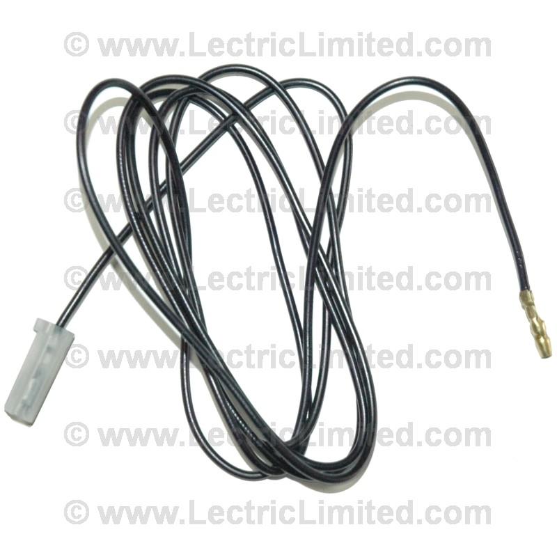 glove box light switch feed wire