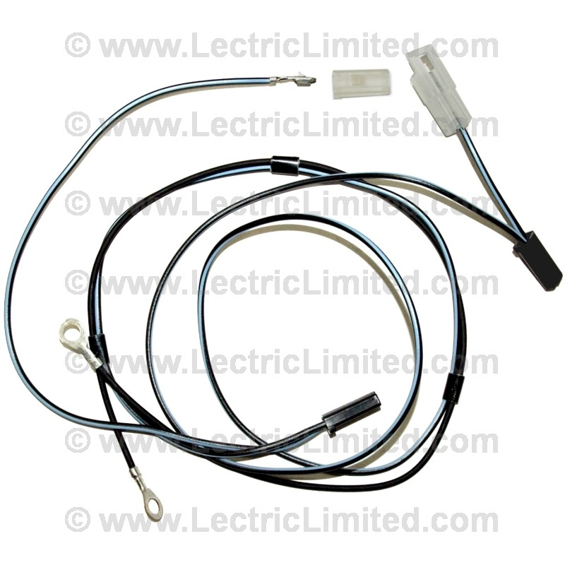 Horn wire extension harness lectric limited