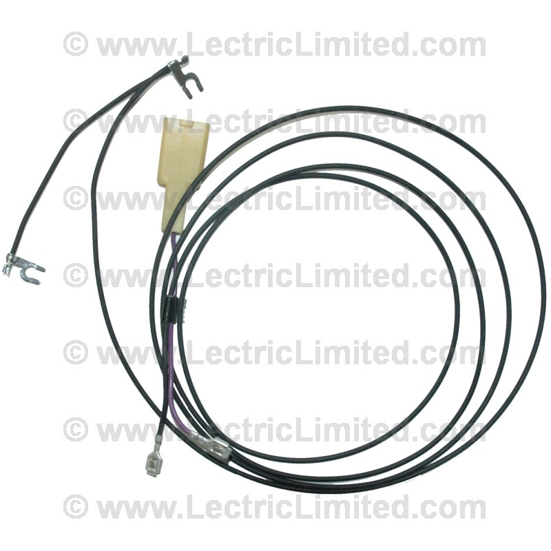 coil to ballast resistor harness
