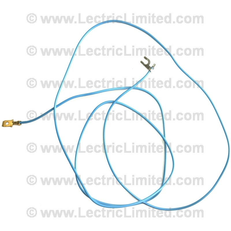 Air Conditioning Lead Wire | #90551 | Lectric Limited on relay for microwave oven, relay for gas furnace, relay for washing machine, relay for refrigerator compressor, relay for ice maker, 12v air conditioner,