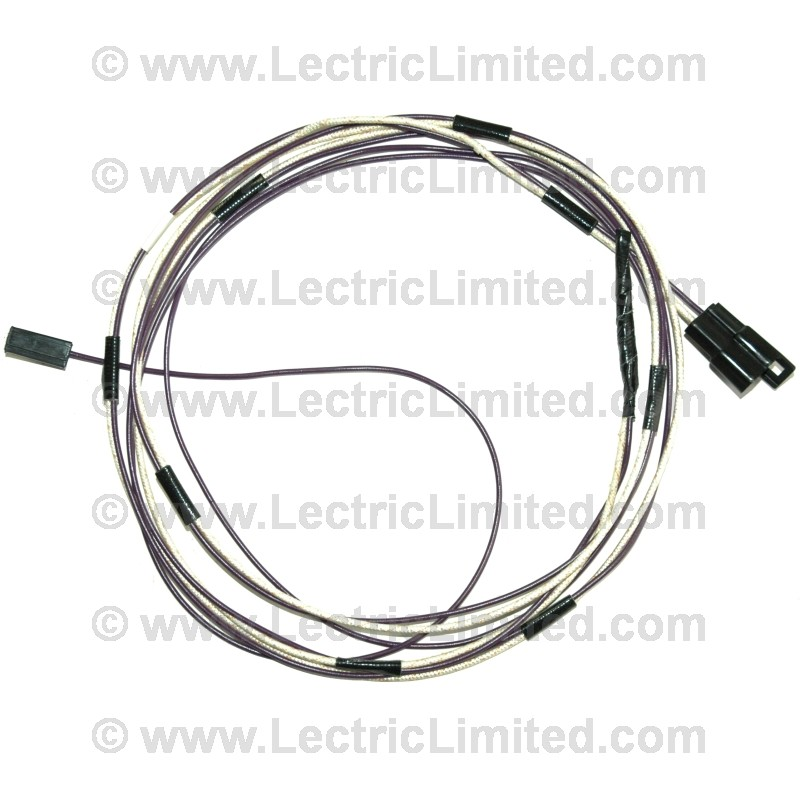 Air Conditioning  pressor Adapter Harness 93545 together with Ps63138 together with Rear Window Defogger Extension Harness 101600 additionally F4114 furthermore Battery Cable 106506. on 1939 buick special