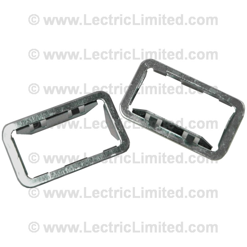 dash harness firewall connector retaining clip set  rolinger car wire harness routing clip