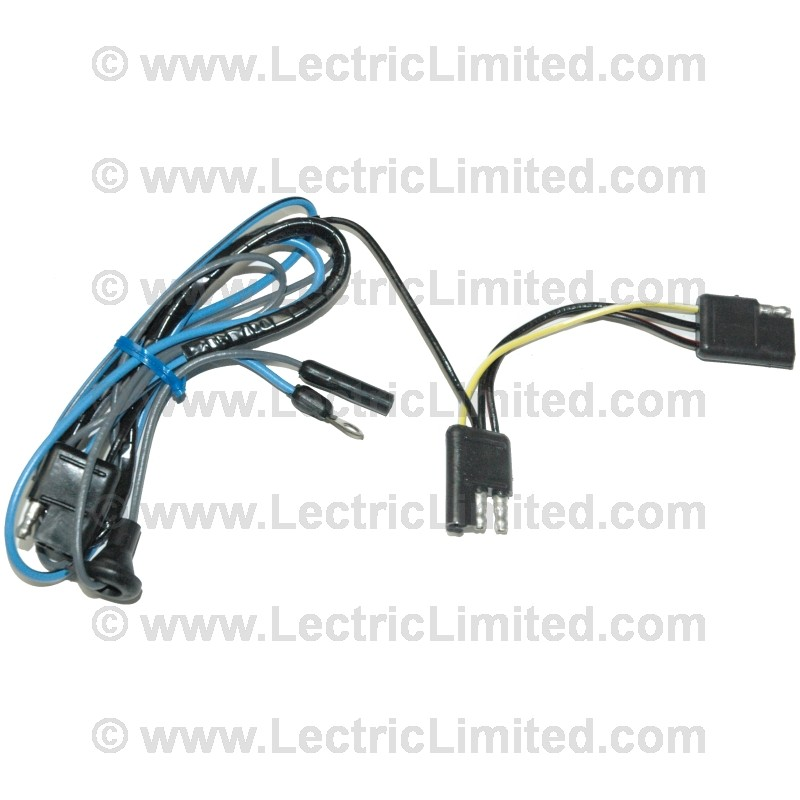 Fog Light Harness | #FMC1162 | Lectric Limited