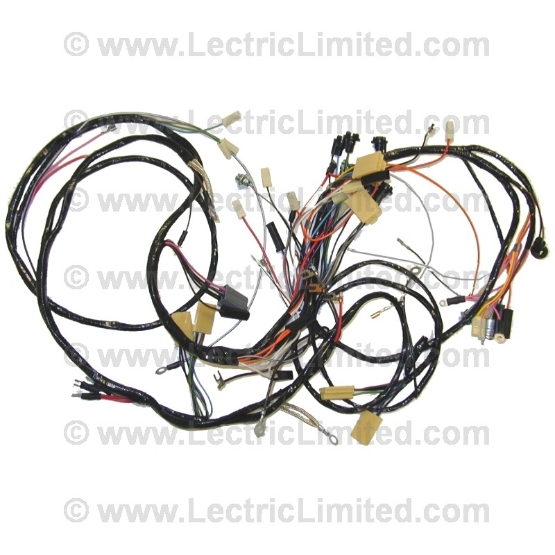 [FPWZ_2684]  Dash And Forward Lamp Harness | #VMA5657 | Lectric Limited | Lectric Limited Wiring Harness |  | Lectric Limited