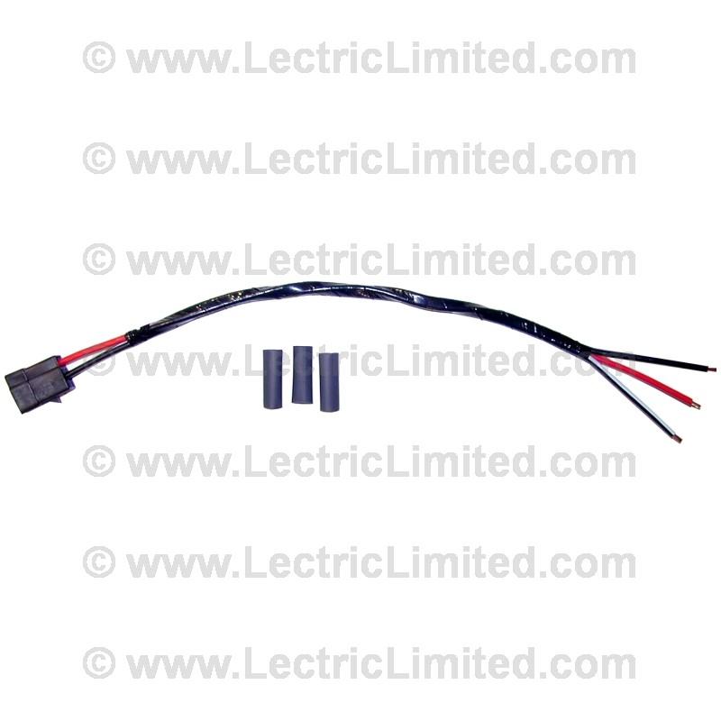 power antenna switch repair harness