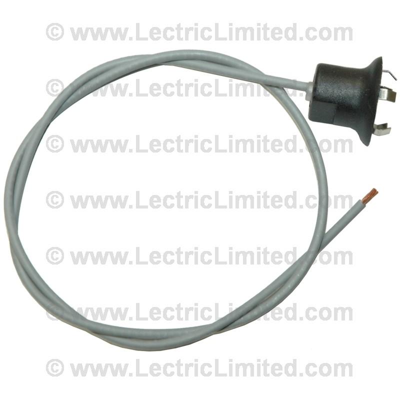 Light Bulb Socket: Ignition Switch