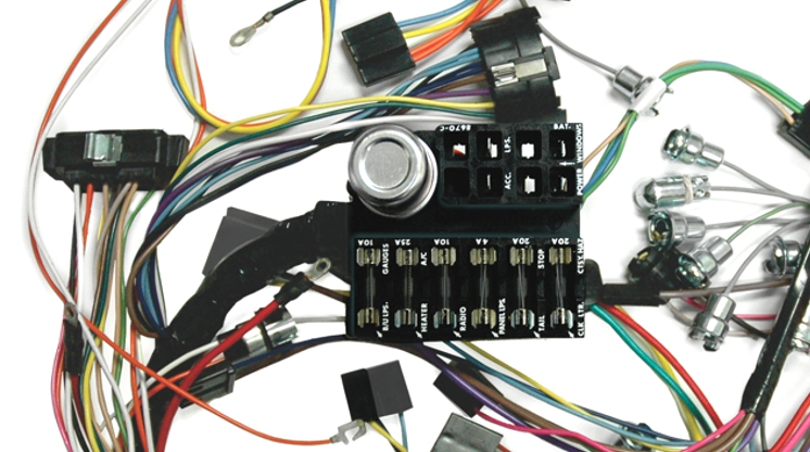 Remarkable Lectric Limited Gm Mopar Ford Corvette Wiring Harnesses Spark Wiring 101 Capemaxxcnl