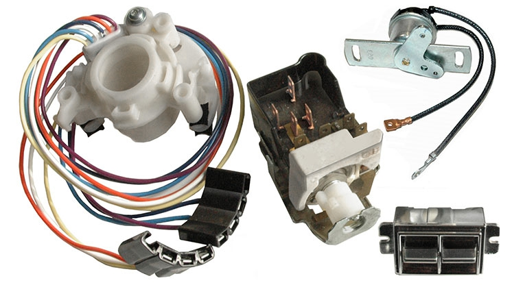 Astonishing Lectric Limited Gm Mopar Ford Corvette Wiring Harnesses Spark Wiring 101 Capemaxxcnl