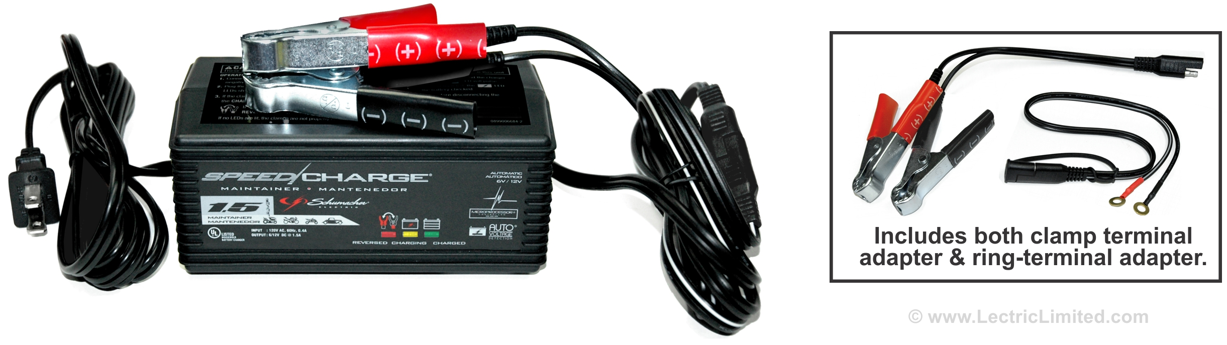 Battery Butler Battery Storage Float Charger Part# BBFC300