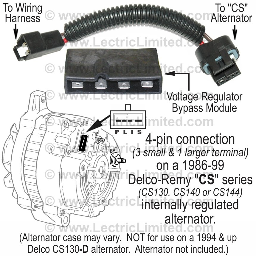 Wiring Conversions and Modifications for Clic & Muscle Cars on