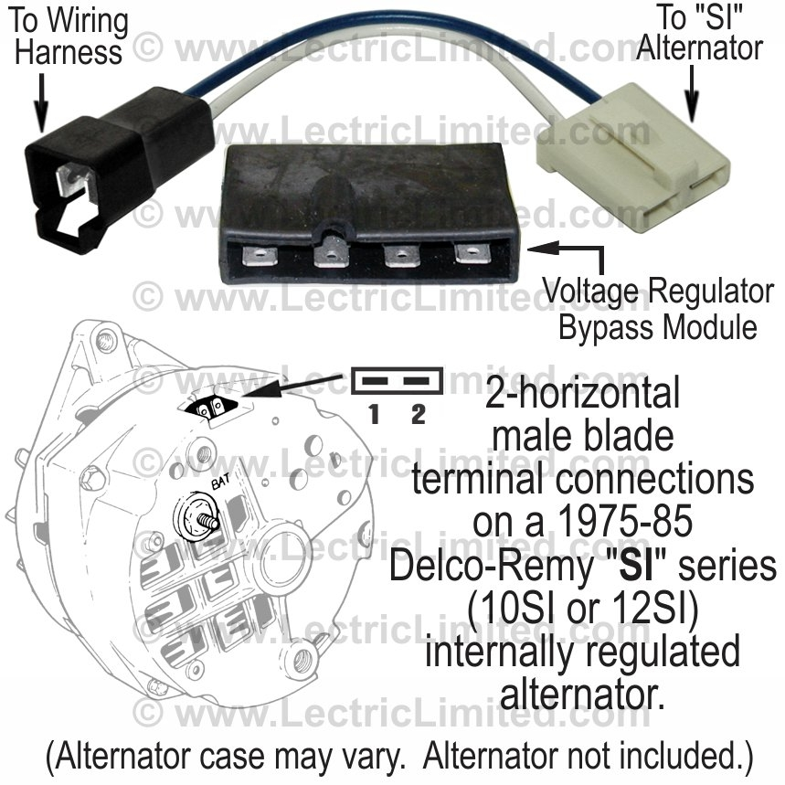 alternator conversion harness kits