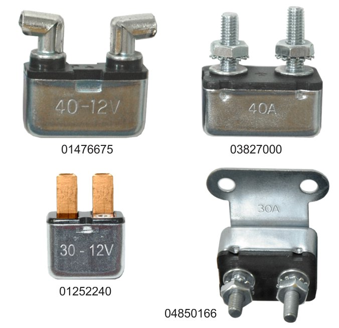 Automotive Circuit Breakers