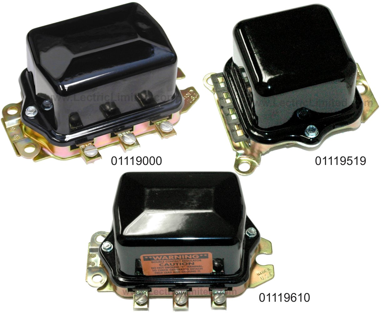 Automotive Voltage Regulators