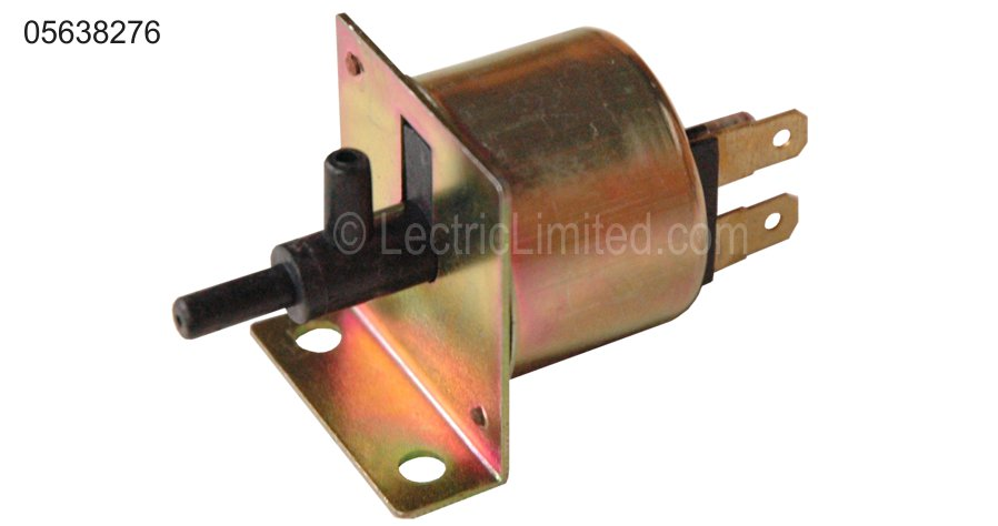 Windshield Wiper Door Solenoid, Part #05638276