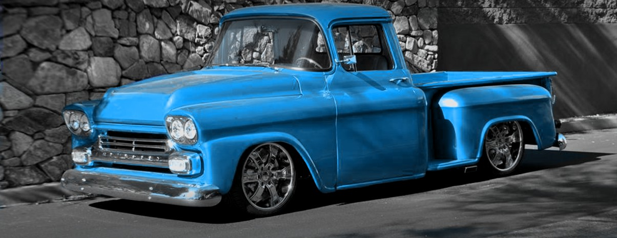 1955 2nd Series 1956 Chevrolet amp GMC Trucks RestoMod