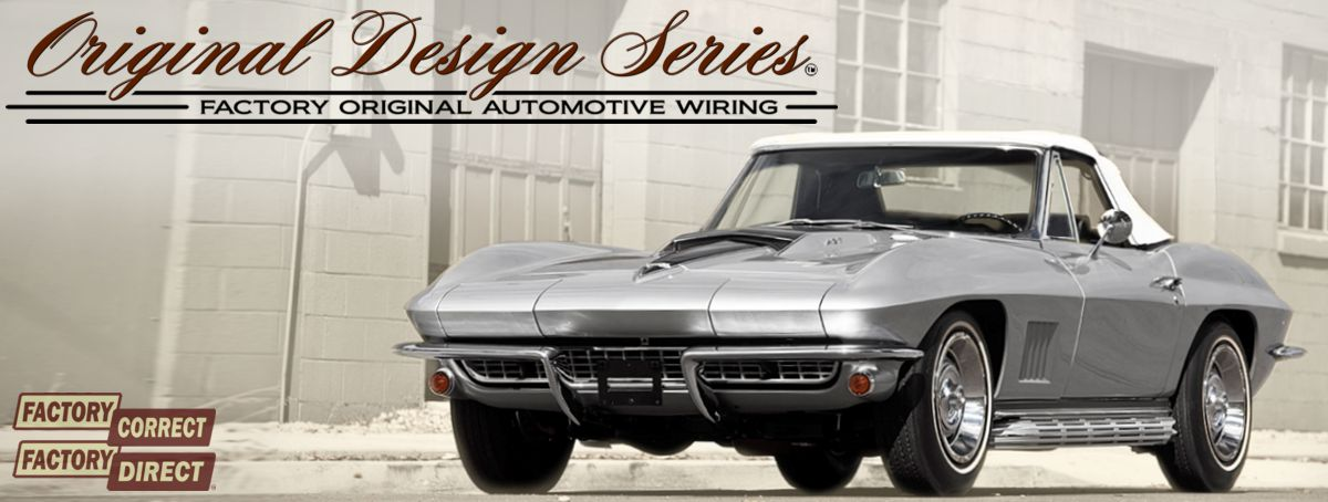 Original Design Series Wiring Harnesses